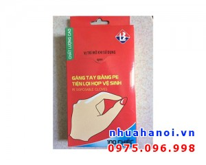 Găng tay nilon tiện lợi