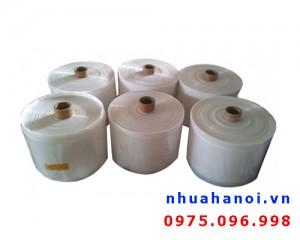 Cuộn nilon cắt may công nghiệp